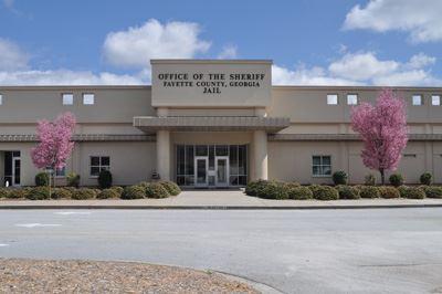 Jail | Fayette County Sheriff, GA